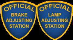 brake and lamp adjusting station hayward
