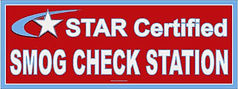 star certified smog check station hayward