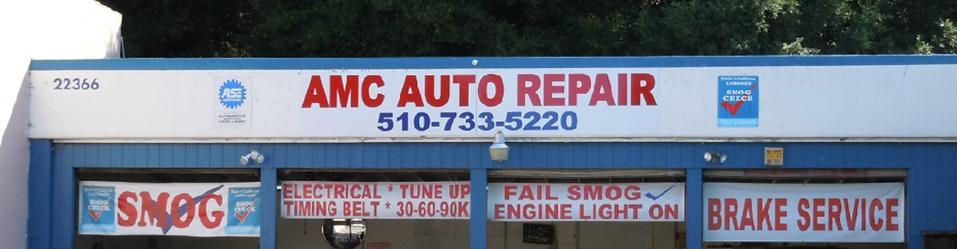 auto repair and smog check hayward