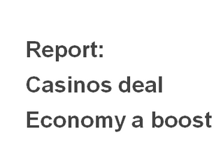 Indian casinos may be on sovereign land, but their economic impact reaches far beyond those borders,
