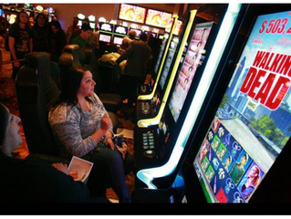 GAMING: Study says tribal gaming generates $8 billion for state