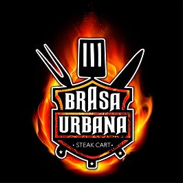 Brasa Urbana Logo - Design: Catia Keck