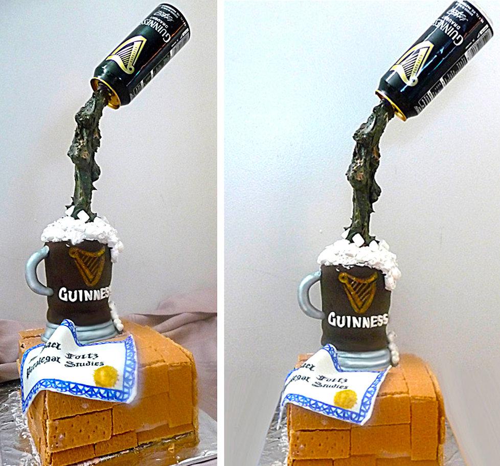 Beer Cake - Design: Catia Keck