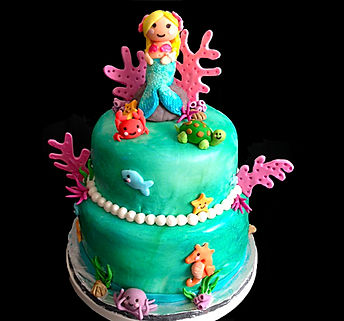 Mermaide - Catia's Cakes Studio - Cakes and Design: Catia Keck