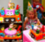 YOGABBAGABBA - Catia's Cakes Studio - Cakes and Design: Catia Keck