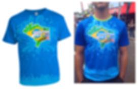 San Diego Brazilian Day Festival - T-Shirt - Design: Catia Keck