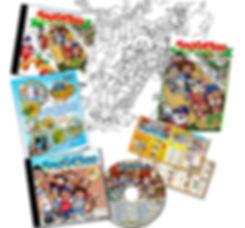 Thugaboo Wayans Family Promotional Material - Design: Catia Keck