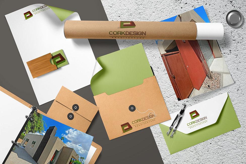 Cork Designs Los Angeles - Case Study - Design: Catia Keck
