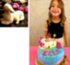Unicorn Cake - Catia's Cakes Studio - Cakes and Design: Catia Keck