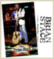 Brian Stace Country Singer - Promotional Material - Catia Keck