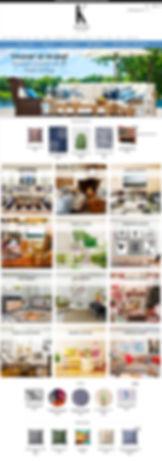 Kavka Designs - Home Decor Website - Design: Catia Keck