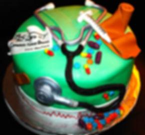 NURSE Cake - Design: Catia Keck