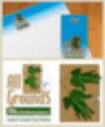 Maintenance Logo and Stationary - Design: Catia Keck