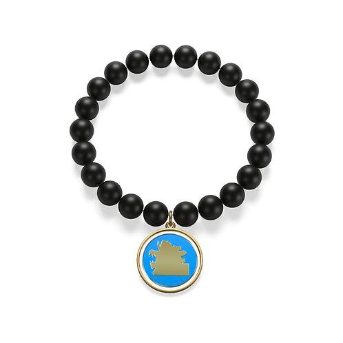 DaGoods Medallion Bracelet