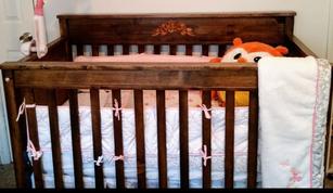 Custom crib