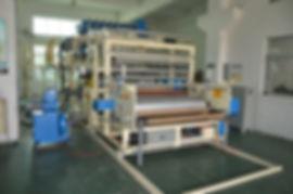 Линия по производству стрейч пленки от CHANGLONG MACHINE с МАКСИМУМ
