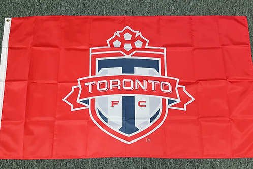 Large Toronto FC Flag