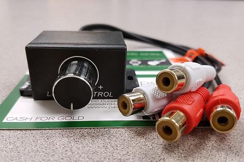 Universal Car Amp Bass Control Knob