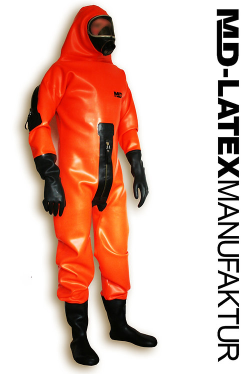 Orange Heavy Suit