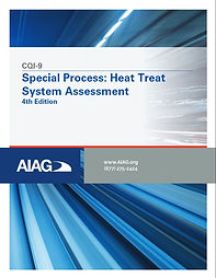 CQI-9-4  veya  CQI-9 Special Process: Heat Treat System Assessment 4th Edition