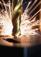 Delme, taşlama, kaynak gibi işlemler malzemelerde gerilimler oluşur.