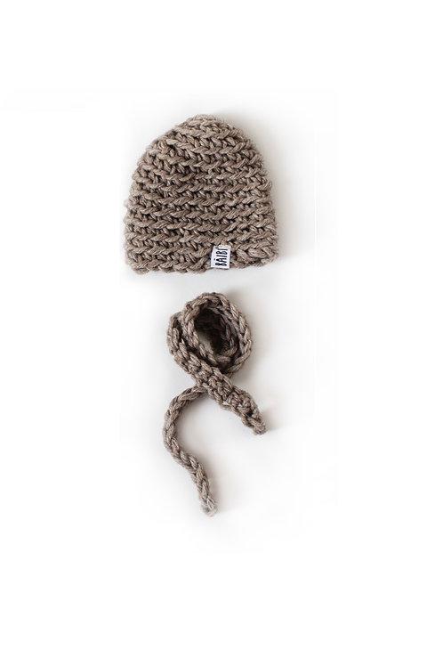 COSY FOR A WALK beanie & scarf