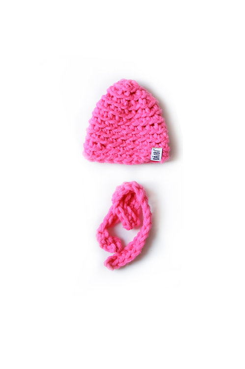 COSY FOR A WALK pink