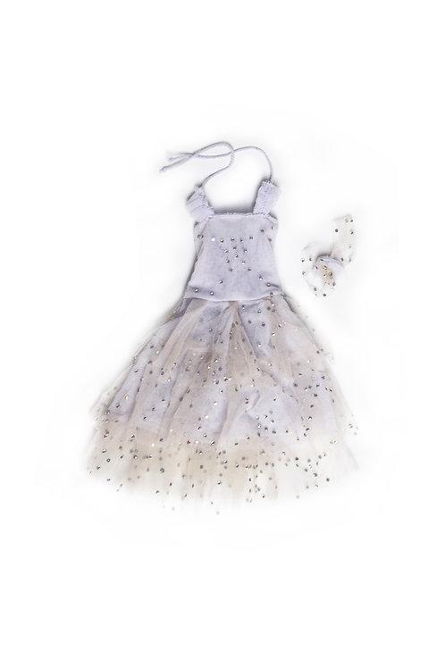 MIDNIGHT SPARKLE dress