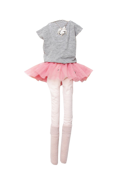 Ballet Girl / 3 in 1Outfit