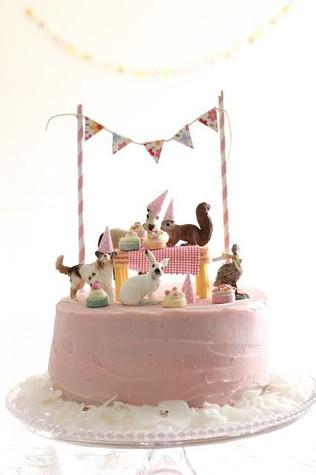 Kids love Cakes!