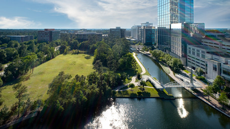 Aerial Photos in The Woodlands