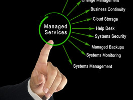 Managed Services; A Better Way to do IT.
