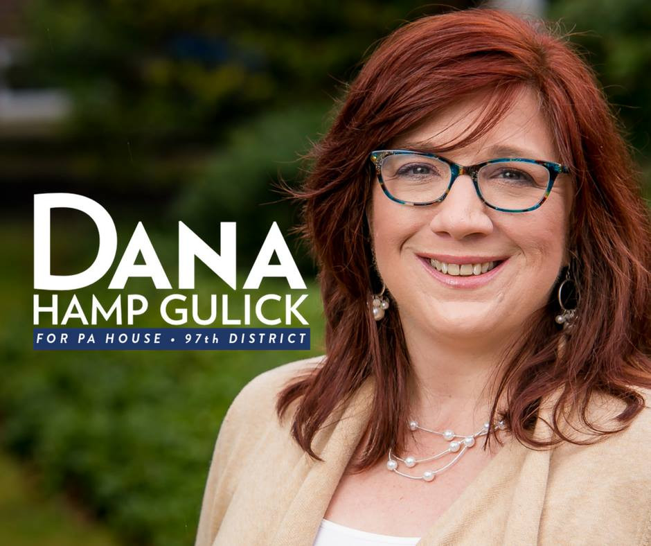 We need Dana in Harrisburg