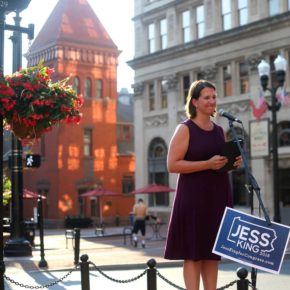I stand with Jess