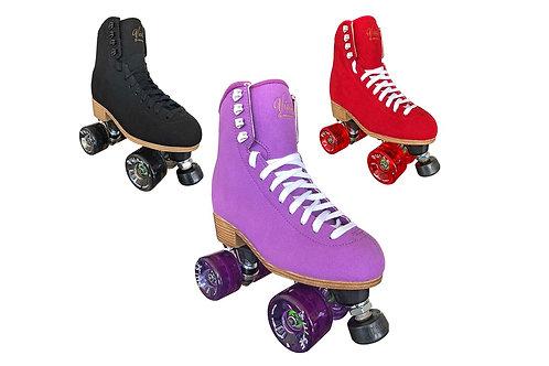 Vista Outdoor Viper Nylon Package JR3210 ATOM Quad Roller Skate สเก็ตสี่ล้อคู่