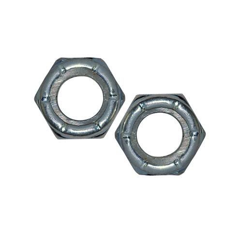 Axle Lock Nut 8mm ATOM Quad Skate เเหวนล็อคอัคเซิ้ลเดือยยาง8 มม.อตอมควอดสเก็ต