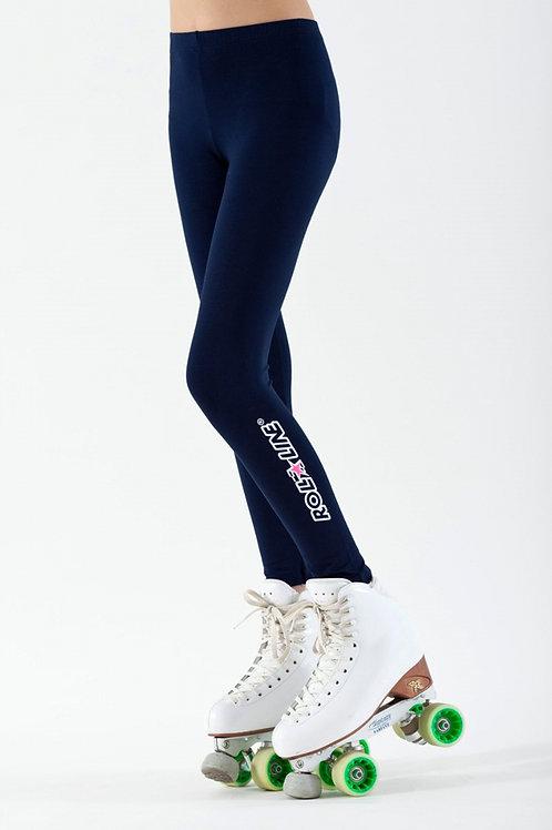 Roll-Line Legging Kid Girl Boy Skate Trouser โรลไลน์กางเกงเลคกิ้งสเก็ตเด็กหญิ