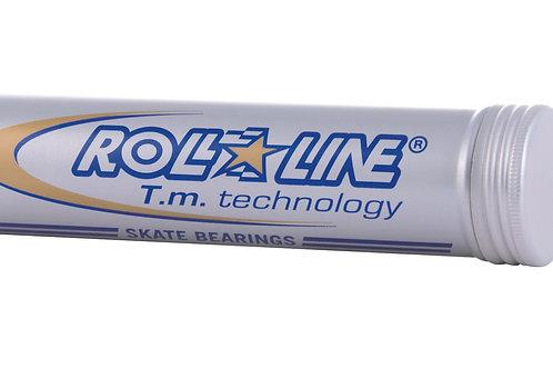 Roll-Line Bearing Abec1 Quad Roller Skate โรลไลน์ เเบริ่งเอเบค1ควอดโรลเลอร์สเก็ต