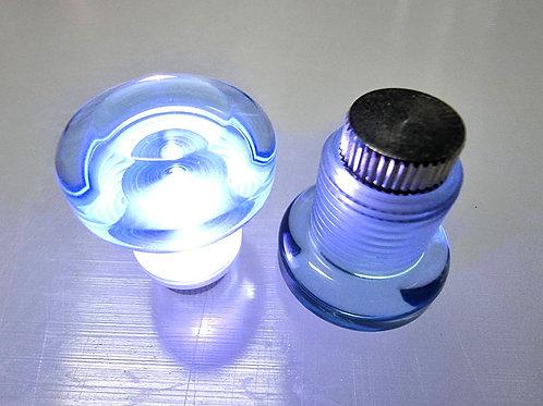 Jammerz Toe Plug Adjust Toestop Dance Ice Blue LED Light เเจมเมริซ์โทวปลั๊กฟ้า