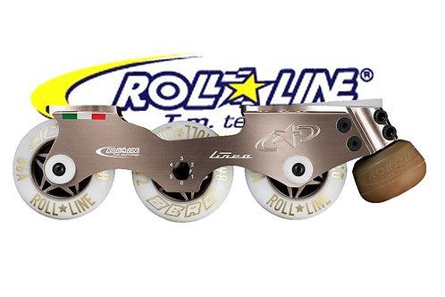 Roll-Line Linea Inline Artistic Skating Plate โรลไลน์ลิเนียอินไลน์สเก็ตเฟลมเพลด