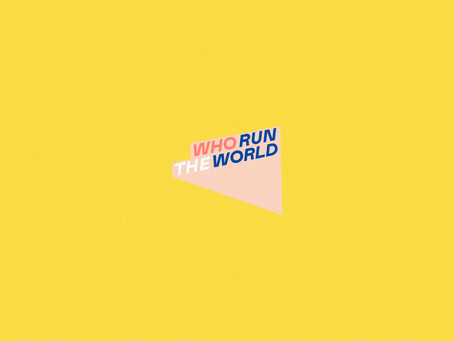 Who Run the World Has New Artwork!