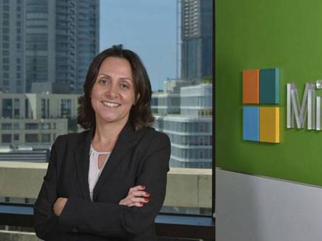 Microsoft's Leila Serhan: Doing Stuff Can Take You a Long Way