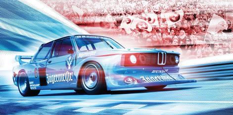 BMW Markenschaufenster