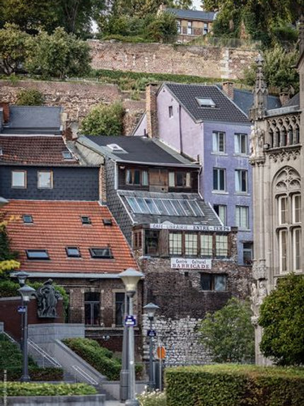 Pierreuse -Saint Lambert