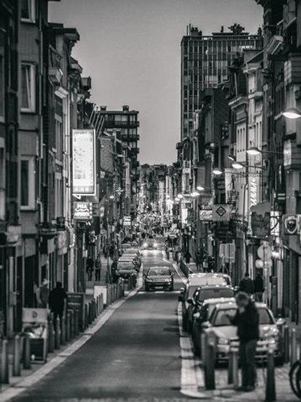 Rue Saint Gilles à Liège