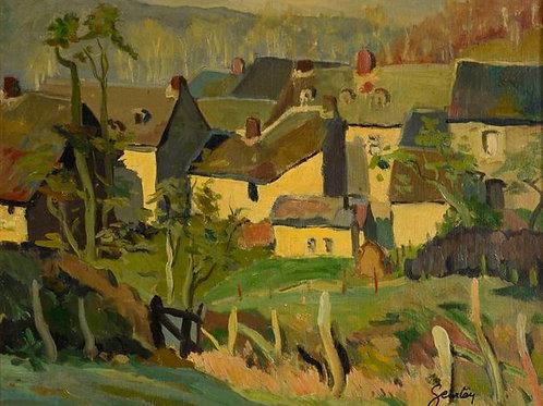 Village d'Ardennes