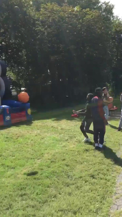 Who said inflatables are just for kids?!?