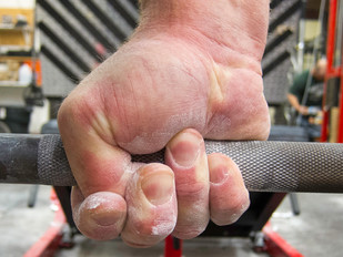 Grip Strength As A Metric For Health