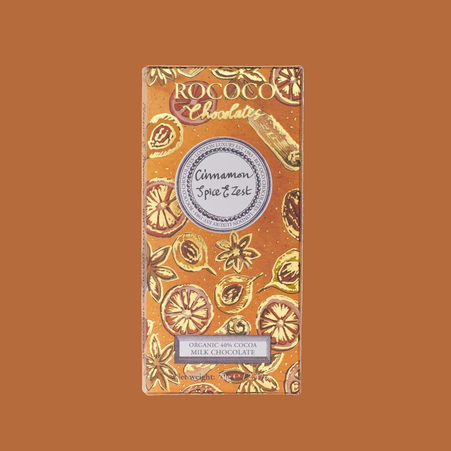 Cinnamon Spice & Zest