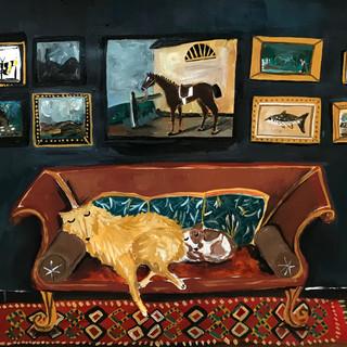 Interiors & Beasties